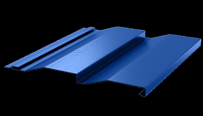 Металлический сайдинг: цена за м2 от производителя ...